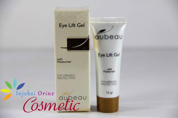 Obat Penghilang Kantung Mata Herbal Eye Lift Gel BPOM (Obat Luar)