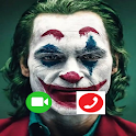 Joker Video Call and Dance For You Simulation icon
