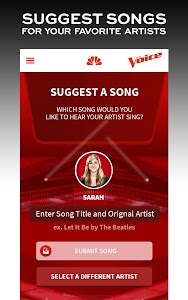 The Voice Official App screenshot 14