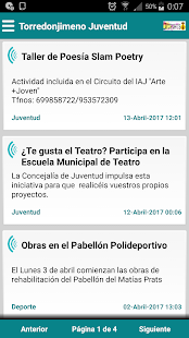 App Torredonjimeno Juventud APK for Windows Phone