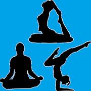 Yogasan and Pranayam in Hindi APK
