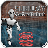 Subway Astro Robot