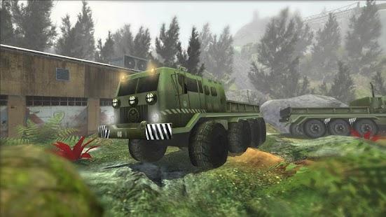 Truck Simulator 3D UphillDrive screenshot