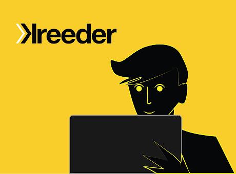 Kreeder - speed reader for Kindle