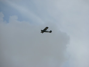 Photo: Arrivée du Piper L-4H Grasshopper (J3C-65D) de Darren