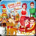 Christmas Family Celebration icon