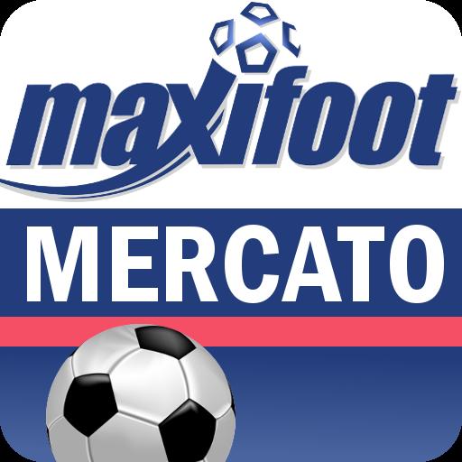 Mercato foot par Maxifoot Icon