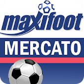Mercato foot par Maxifoot Icon