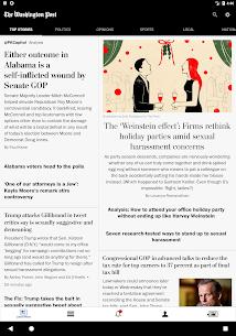 The Washington Post Classic 9