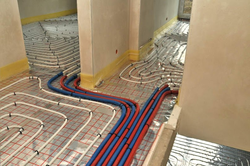 Poznaj rodzaje rur do ogrzewania podłogowego
