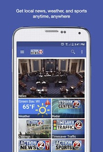 WBAY | Action 2 News On the Go- screenshot thumbnail