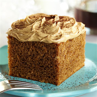Cafe Latte Cake.