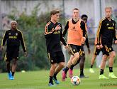 Deux Anderlechtois quittent la sélection de Walem, un renfort est appelé