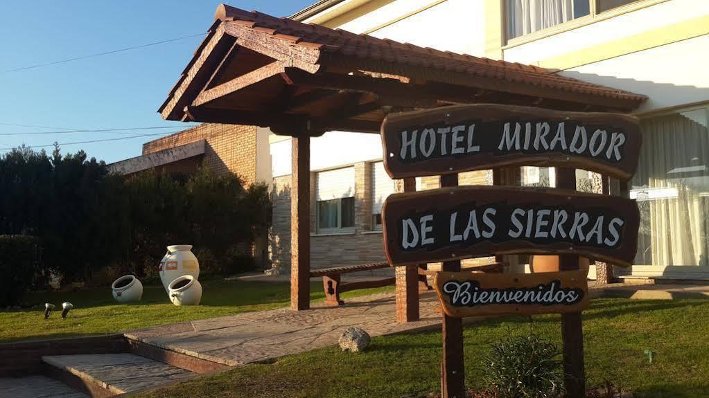 Hotel Mirador de las Sierras