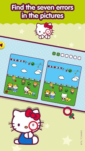 Hello Kitty u2013 Activity book for kids apktram screenshots 5
