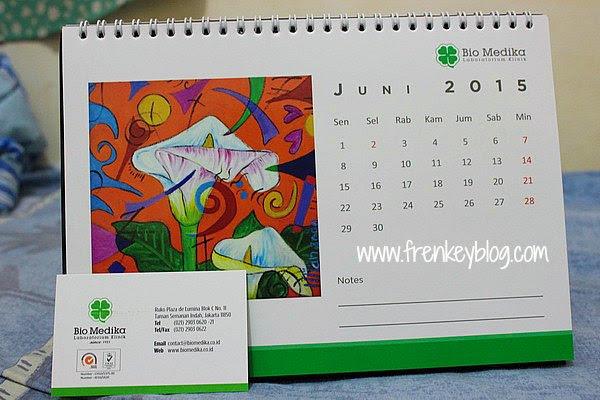 Kalendar Bio Medika 2015