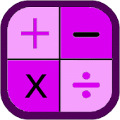 Pink & Pretty Calculator Free