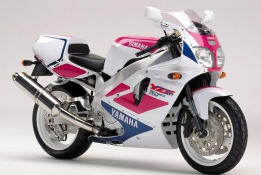 Yamaha YZF 750 R - SP-manual-taller-despiece-mecanica