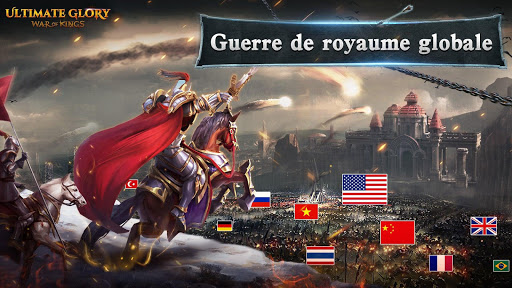 Ultimate Glory - War of Kings  captures d'u00e9cran 5