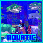 The Update Aquatic Mod for MCPE icon