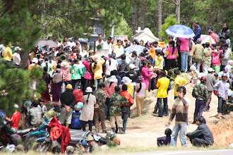 Photo: Year 2 Day 16 - Funeral On the Way to Dalat