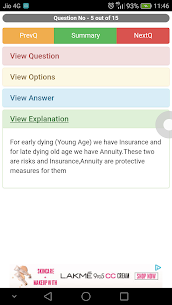Insurance Questions & AnswersApp Download For Android 7