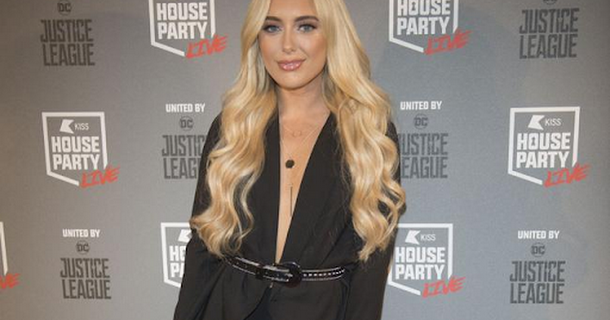 Amber Turner celebrates TOWIE season finale in Faces