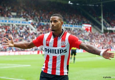 Lestienne délivre son premier assist de la saison pour le PSV Eindhoven