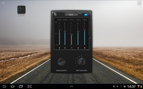 Equalizer & Bass Booster Pro Screenshot