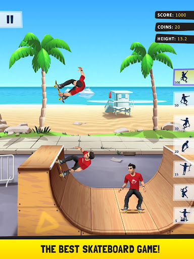 Flip Skater - screenshot