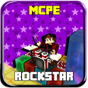 Rock Stars Mod For MinecraftPE icon