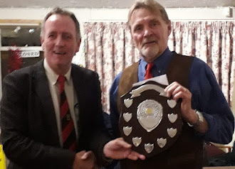 Brian is senior golfer of the year at St Giles