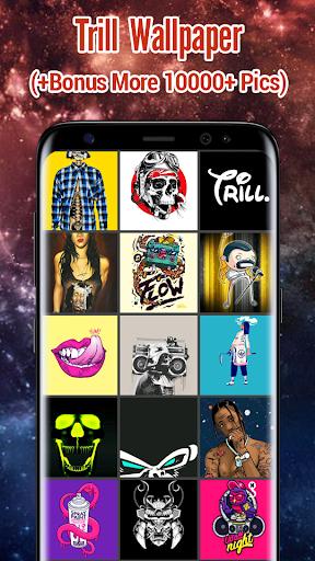 Trill Wallpaper 1.1 screenshots 9
