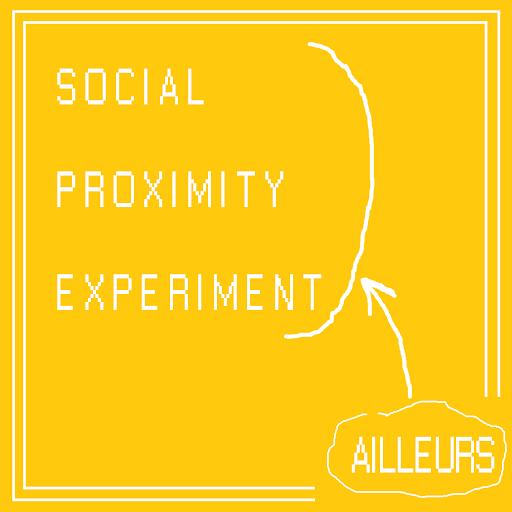 Social Proximity Experiment