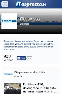 Notizie Tech - ITespresso.it- screenshot thumbnail
