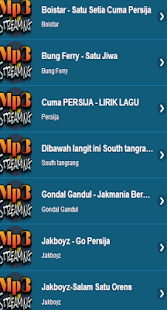 Gondal Gandul Mp3 : gondal, gandul, Download, Persija, Windows, Music, Audio, Android
