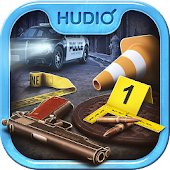 Crime Scene Hidden Objects Detective Investigation