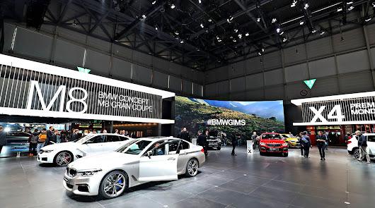 Automotor Costa BMW-MINI celebra su primer salón del automóvil virtual