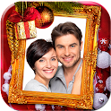 Xmas photo frames 2015 icon