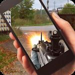 Weapons Camera 3D AR Sim Icon
