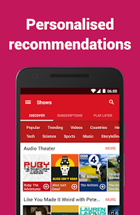 Podcast Player - Free Screenshot 6
