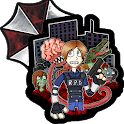 Stickers for Biohazard Evil : WAstickerApp 2019 icon