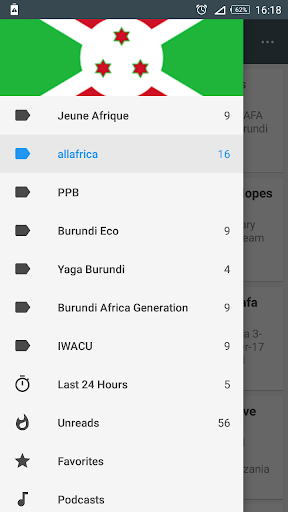 Burundi News Free For Android