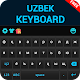 Uzbek keyboard for PC-Windows 7,8,10 and Mac