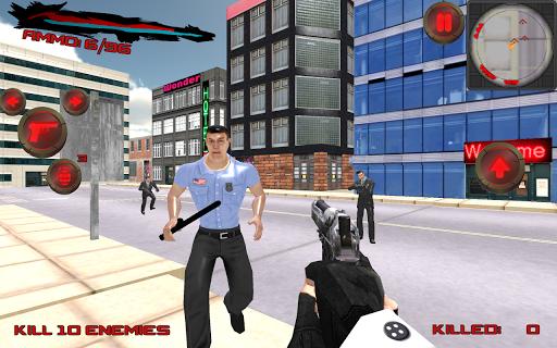 Effec mission: Impossible Shot