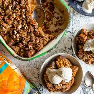 Pumpkin Cream Cheese Pudding Recipes