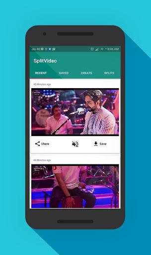 SplitVideo: Save &Split Status Videos for WhatsApp 2.2 screenshots 1