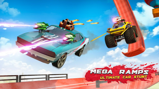 Image result for Ultimate Car Stunts – Mega Ramp Stunt Car Games 1.9 APK (MOD, Unlimited Money)