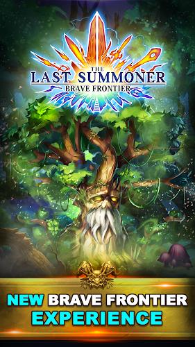 Brave Frontier: The Last Summoner Android App Screenshot