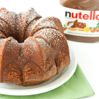 Nutella Cake Recipes